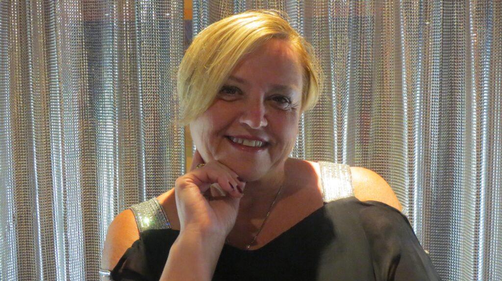Author Sonia Discher